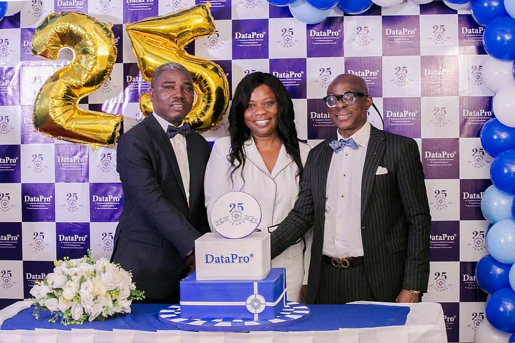 DataPro 25th Anniversary